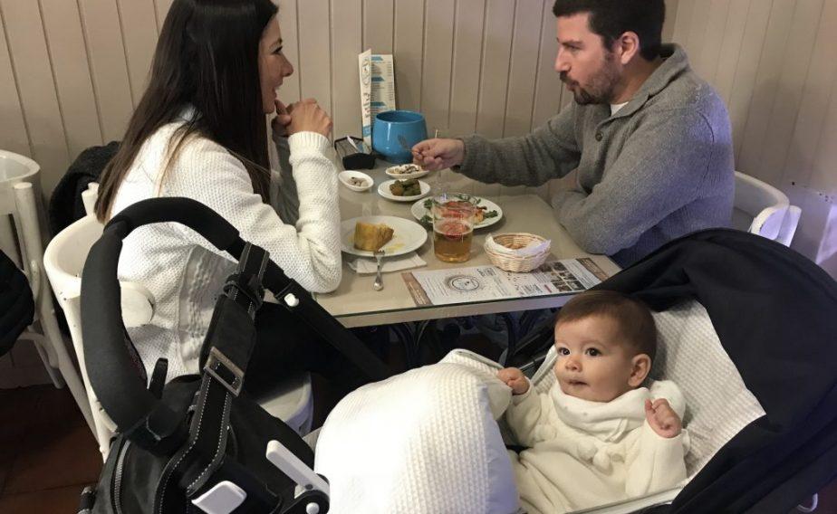 Bar en familia