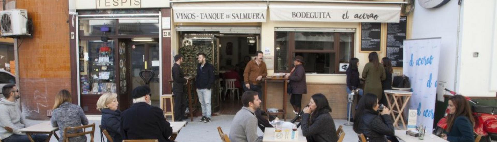 Gastrobares Sevilla