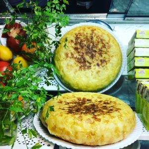 Tortilla de patatas Sevilla