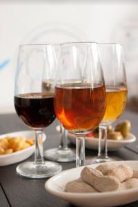 vinos en Sevilla