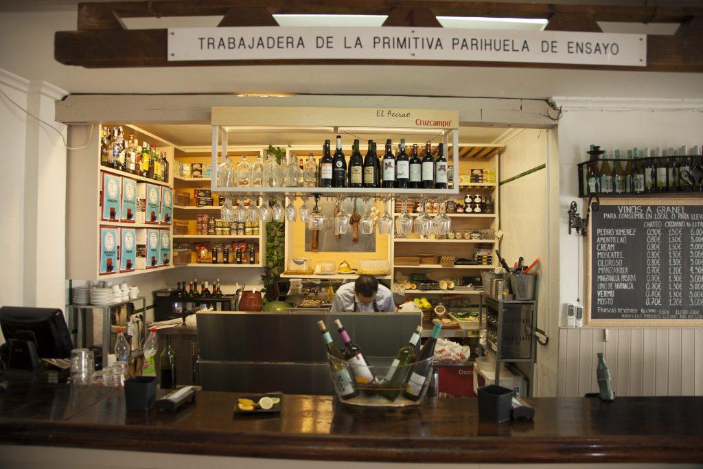 cerveza en Sevilla